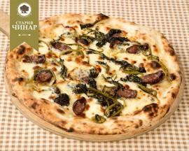 пица Дивечова наденица