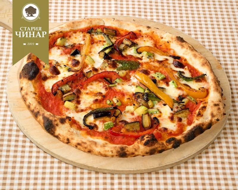 Vegetable's pizza