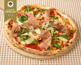 Prosciutto Crudo pizza - Whole Wheat