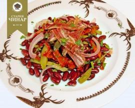 Чорбаджийска салата