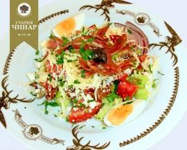 Shepherds salad