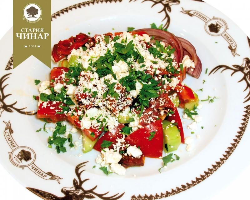 Shopska salad