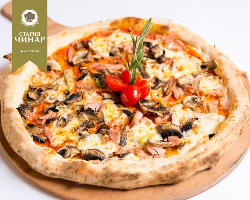 Пица Домашна шунка