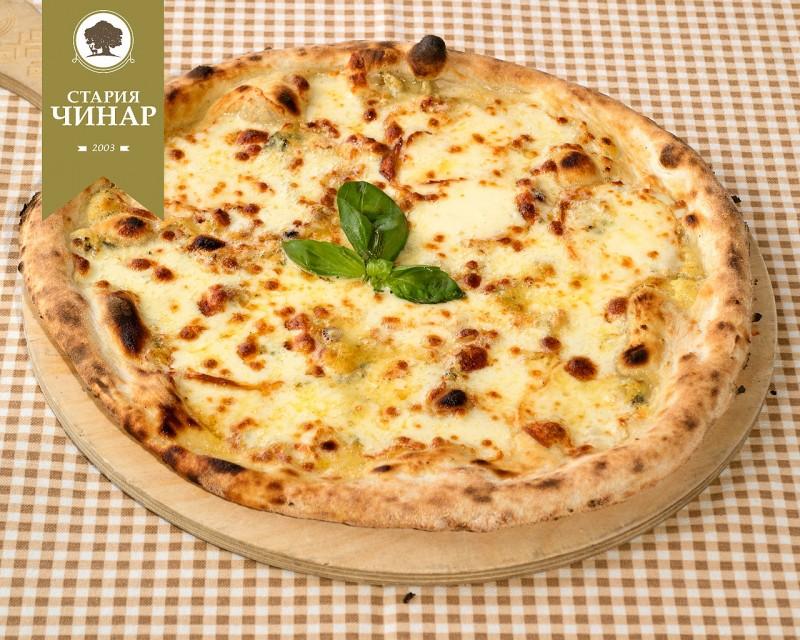 пица Селекция сирена